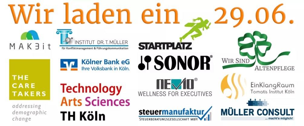 Banner Kölner AltenpflegeTag 2016