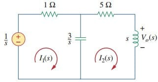 Laplace Transform Circuit Element Models