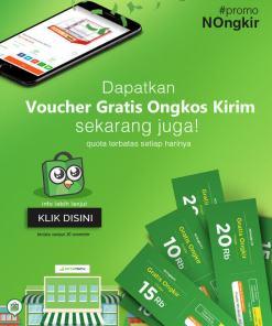 promo gratis ongkos kirim mobile