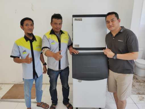 CV Elang Makmur Indo - Tangerang - Mesin Ice Cube 350P - 27 Januari 2020 - DONE