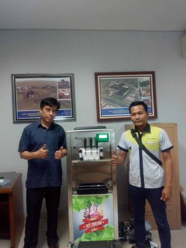 Politeknik Kesehatan Bandung - Mesin Es Krim WIR818F - 15 Agustus 2019 - DONE