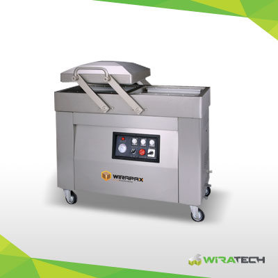 Double Chamber Vacuum Machine New