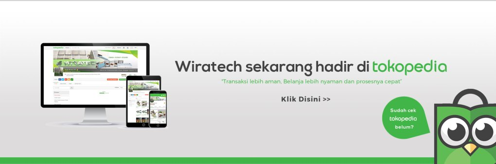 wiratech tokopedia