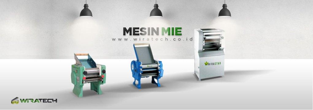 banner Mesin Mie New