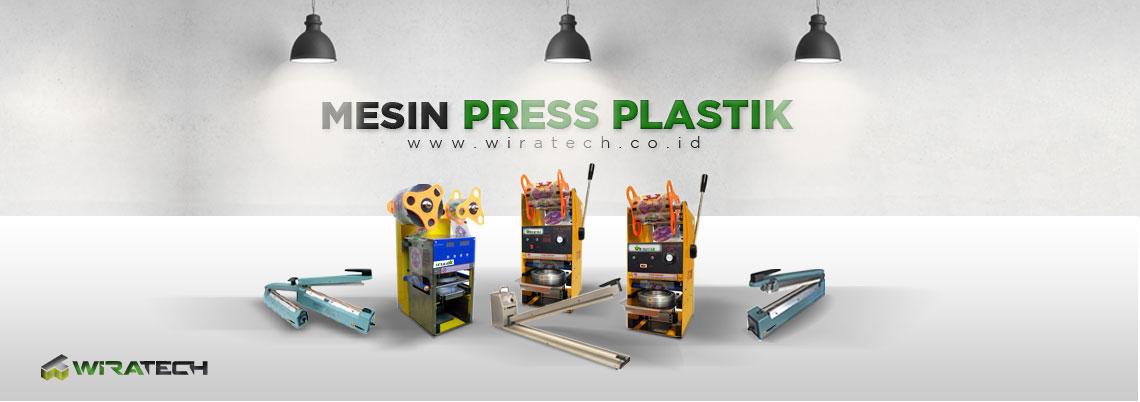 mesin press plastik