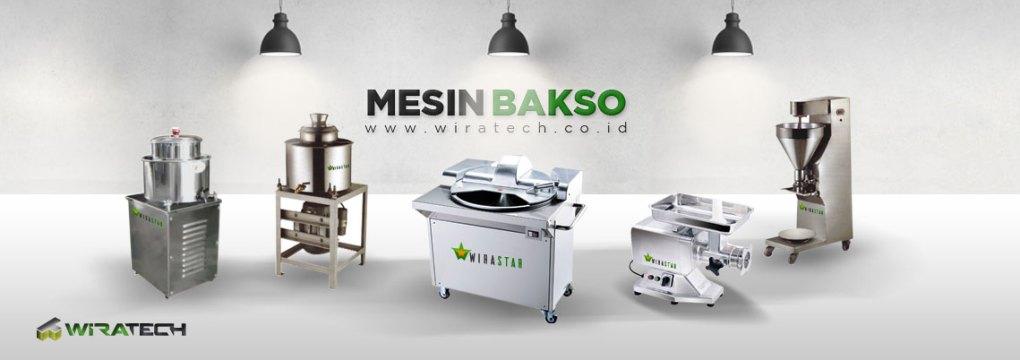 mesin bakso dan cara kerjanya