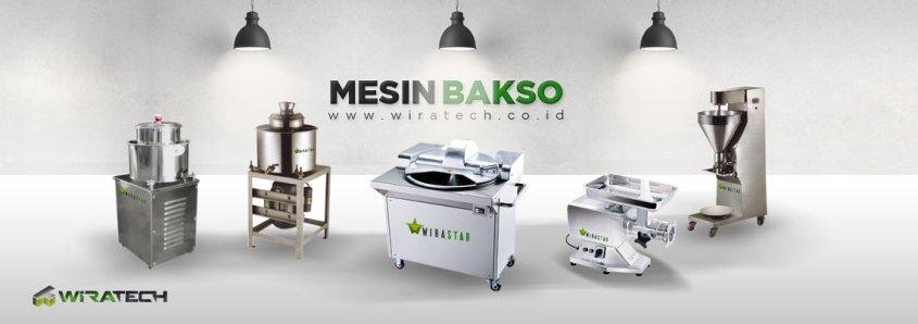 Banner Mesin Cetak Bakso - harga paket mesin pembuat bakso
