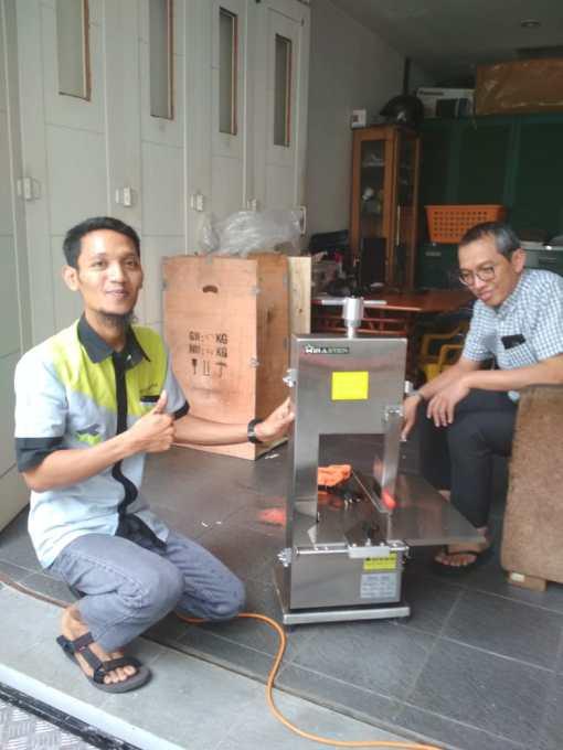 4. Bapak Sigit - Duren 3 Jakarta - Bone Saw BSW-1650 - 7 Agustus 2019 - DONE