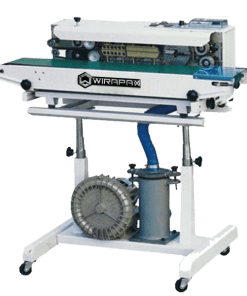 Wirapax Mesin Continuous Sealer SF-150G