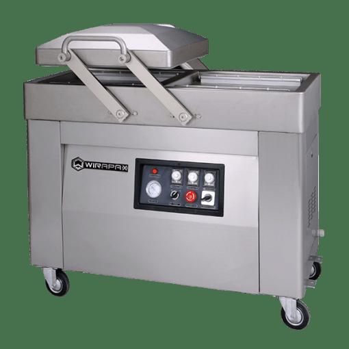 Wirapax Mesin Vacuum Sealer Double Chamber DZ-410