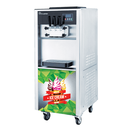 Harga Mesin Soft Ice Cream Wirastar WIR-818F