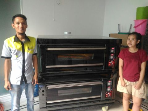 oven untuk usaha rumahan