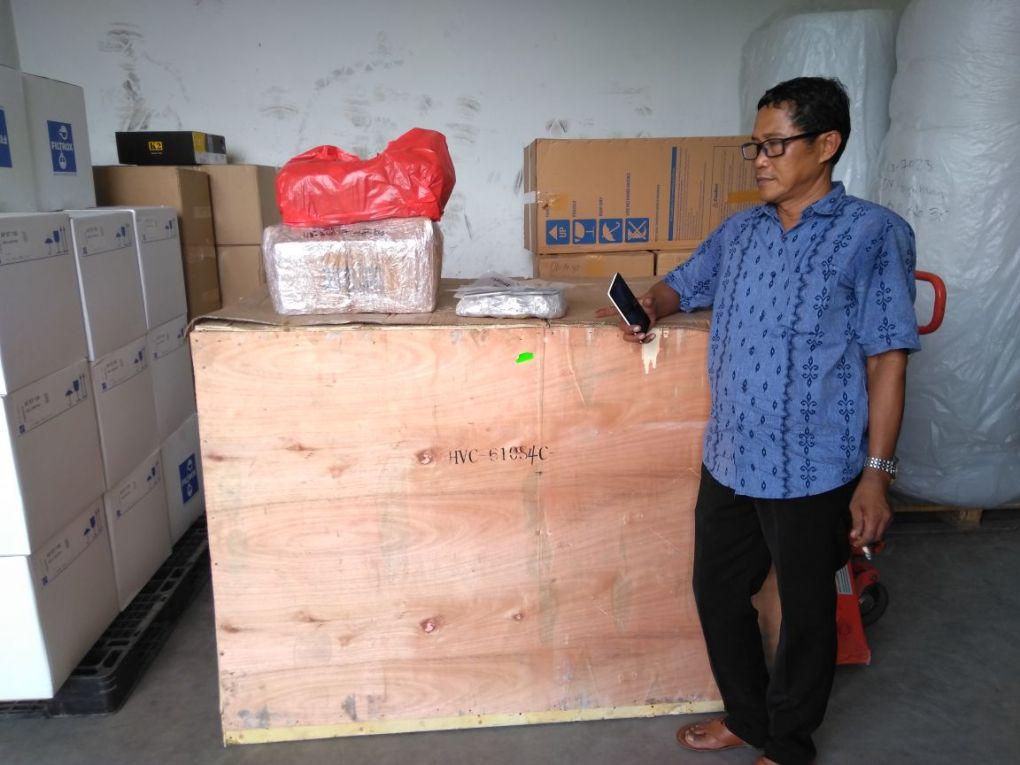 PT. Great Giant Pineapple, Tangerang, Vacuum Sealer