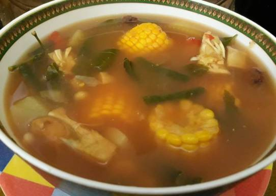 Image result for Sayur Asem sunda