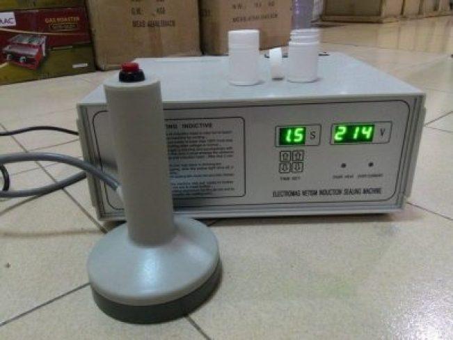 Mesin Segel Induksi Alumunium Foil X