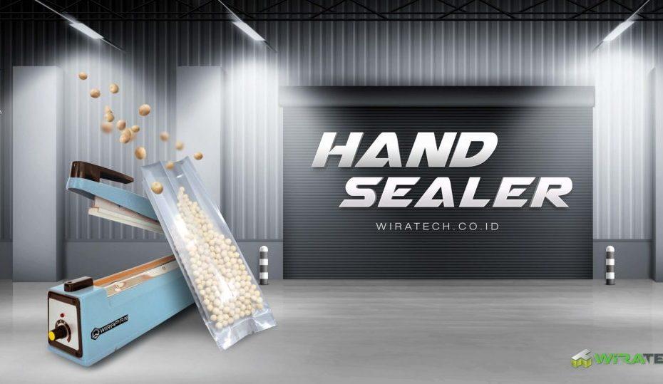 subcat banner hand sealer