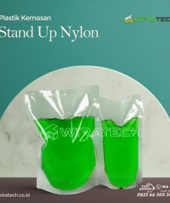 stand up nylon cover