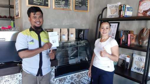 1. Lagas Coffee - Bali - Display Cooler RTW-120L - 17 Agustus 2019 - DONE