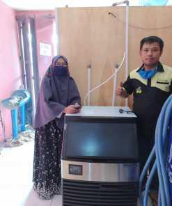 Ibu Deasy Yuniar - Pengalengan - Mesin Es Batu ICB-280P - 5 September 2020
