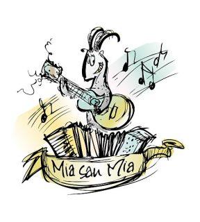Logo für eine lokale Musikband 1