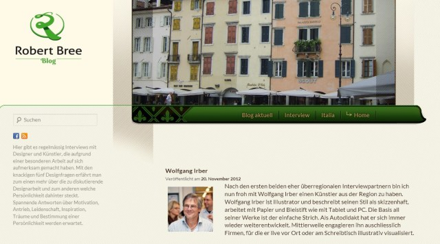 Interview mit Wolfgang Irber 1