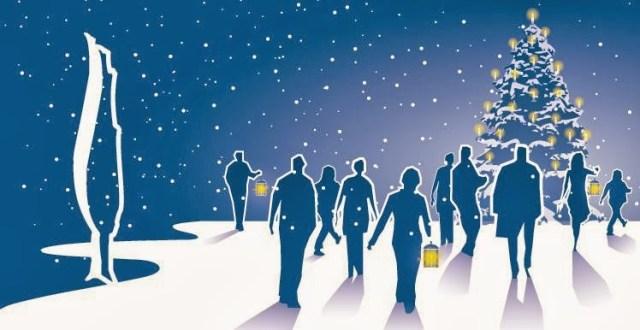 Die ersten Weihnachtskarten gehen raus 1