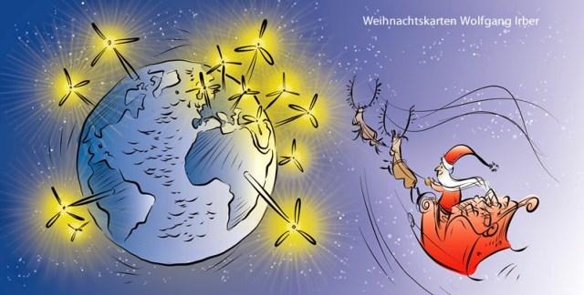 Das Ende der Weihnachtskartensaison 3