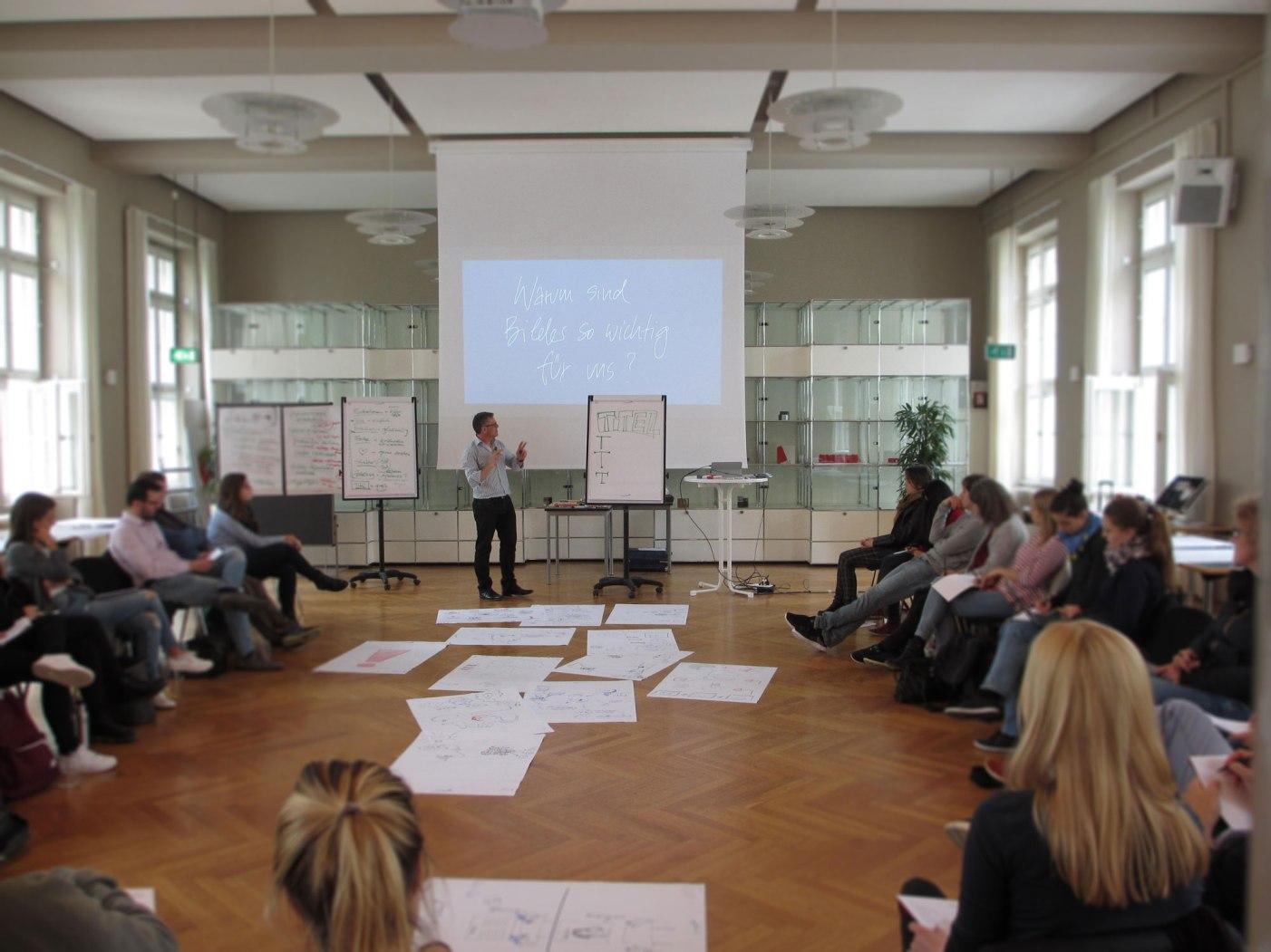 Graphic-Recording-Workshop-mit-Wolfgang-Irber