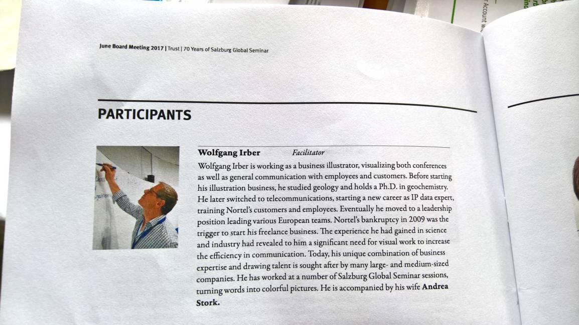 Wolfgang-Irber-im-Booklet