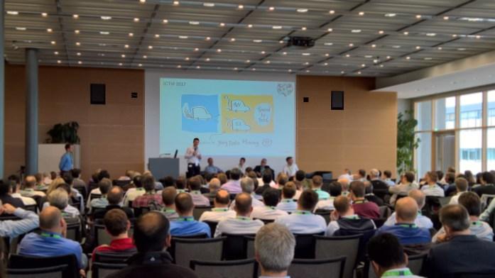 key messages in der Powerpointpräsentation