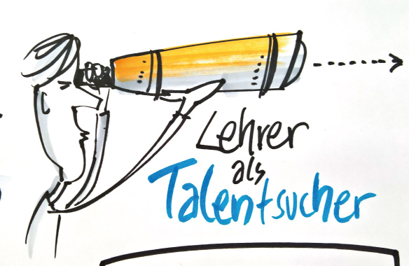 graphic-recording-lehrer-als-talentsucher