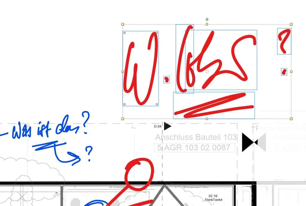 Ein PDF mit dem digitalen Stift bearbeiten: komplizierter als man denkt 4