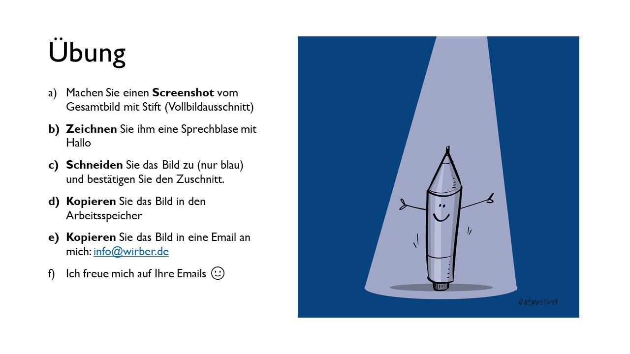 Basiskurs : Microsoft Surface mit Stift richtig nutzen und papierarm wie kreativ arbeiten 7