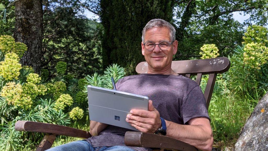 Zeichnen auf dem Microsoft Surface 23