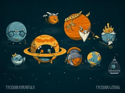 Intergalactic Olympus