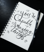 You're capable of amazing things