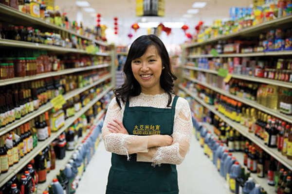 Image result for supermarket manager