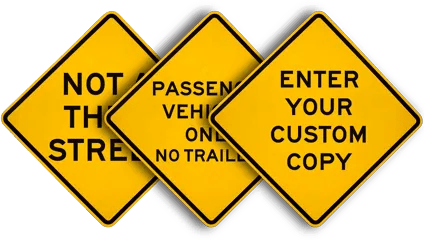 images of warning signs