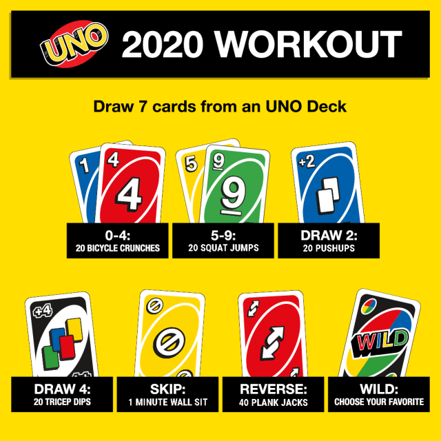 UNO-CARD-WORKOUT