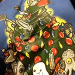 doctor who christmas tshirt