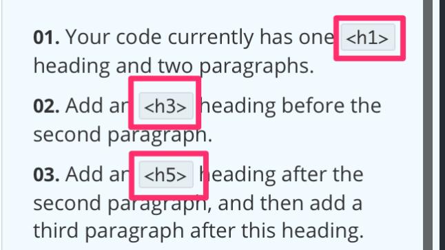 CodeAcademy improper example