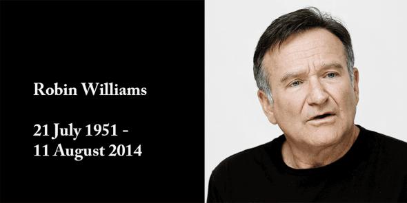 Watching Robin Williams