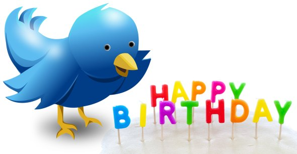 Twitter turns nine today