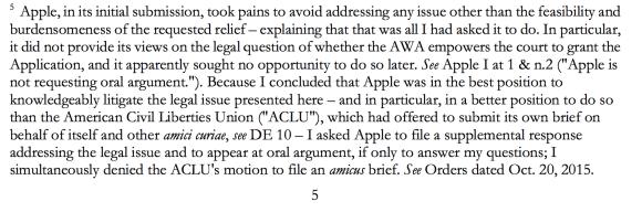 apple v fbi