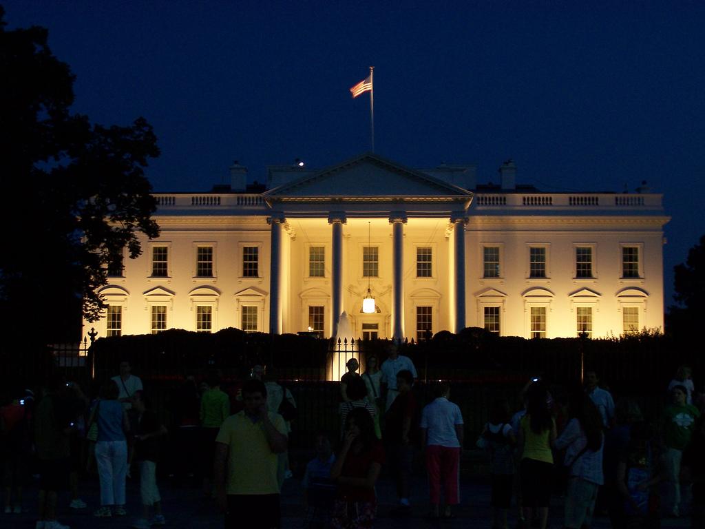 White House Flickr CC