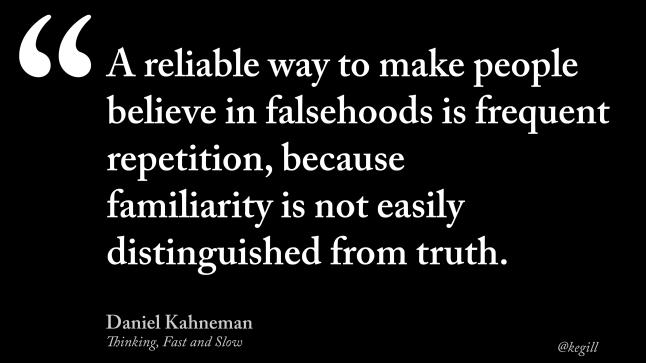 Falsehoodl quote