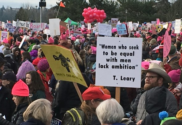 Women's March, a reflection