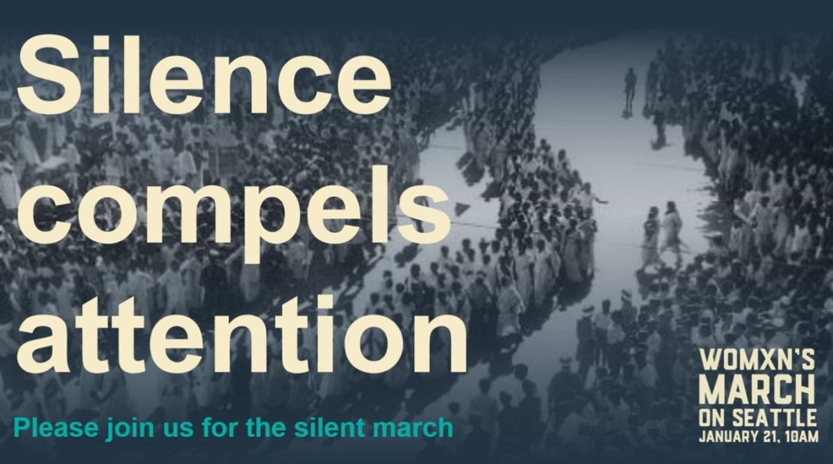 silence compels attentioin