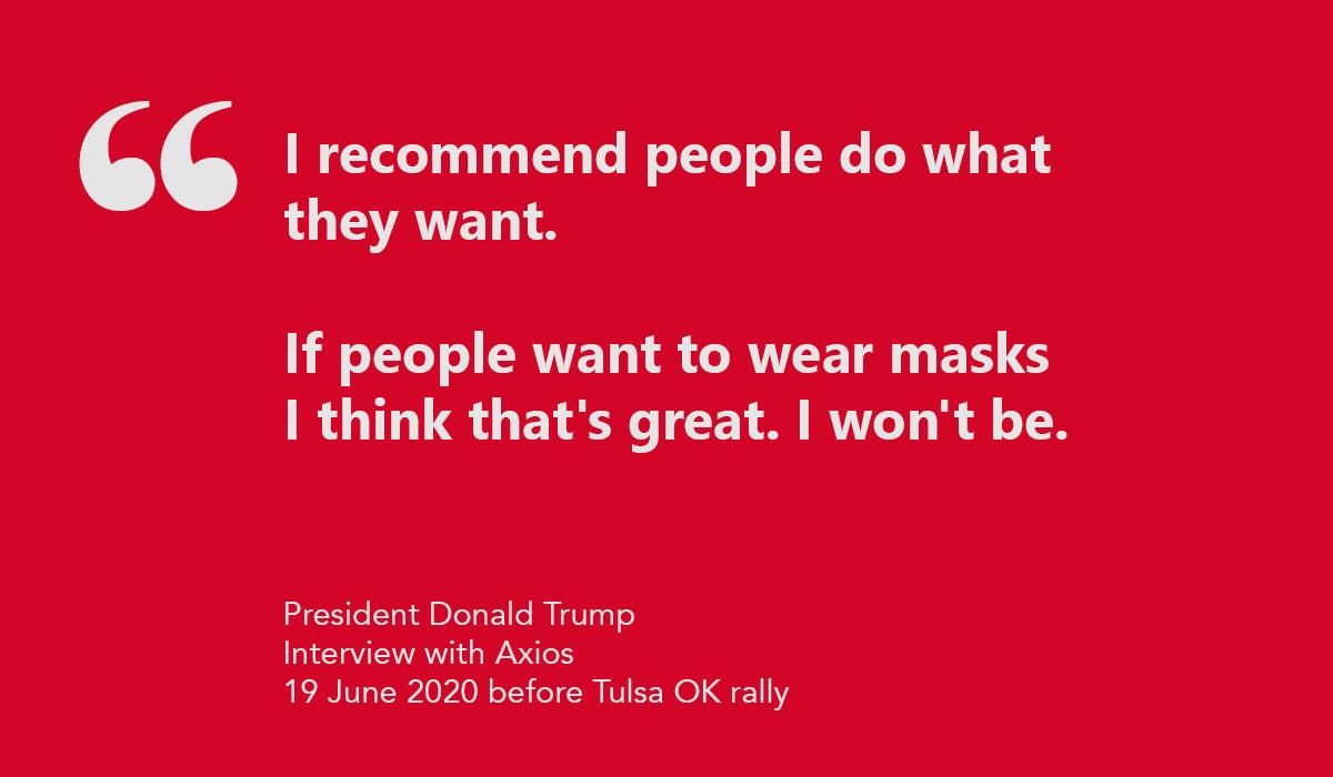 quote Trump