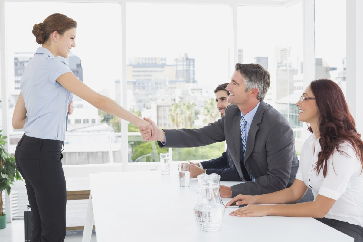 How to Boost Confidence at a Job Interview